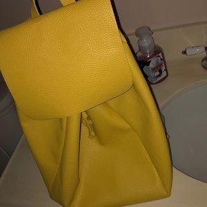 Mustard/yellow big bag
